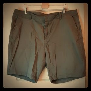 Lane Bryant Khaki Bermuda Shorts